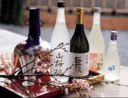 Разнообразие японских напитков