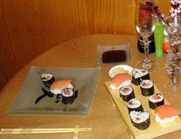 Как правильно подавать суши