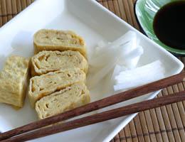 Как приготовить японский омлет тамаго - рецепт