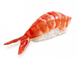 Как приготовить суши с тигровой креветкой