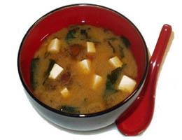 Рецепт приготовления мисо супа
